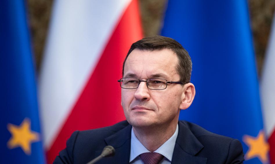 Morawiecki: Nie zgadzamy się na ograniczenie konkurencji w sektorze usług