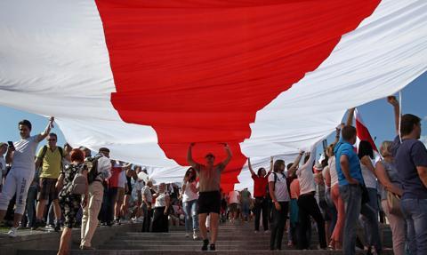 Ruszyły strajki po upływie terminu ultimatum Cichanouskiej