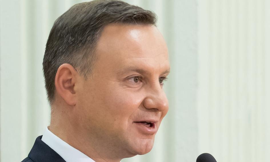 """""""Tagesspiegel"""": wywiad Andrzeja Dudy budzi nadzieję na zmianę polityki wobec Niemiec"""
