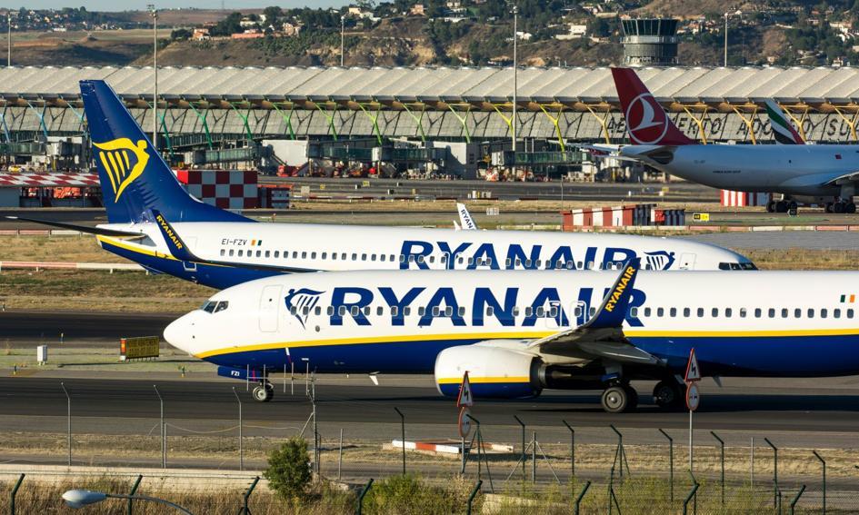 Ryanair uruchomi osiem letnich połączeń lotniczych z Polski