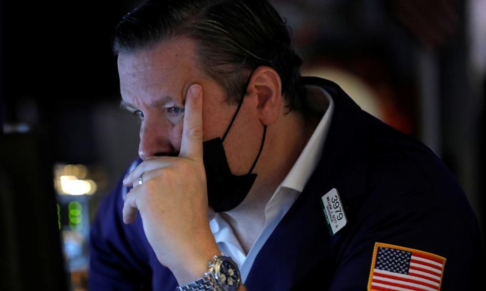 Nieudane odbicie na Wall Street po poniedziałkowej przecenie