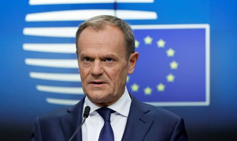 Tusk: Paszport szczepionkowy będzie dotyczył szczepień z europejskim atestem