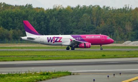 Wizz Air poleci z Wrocławia do Larnaki na Cyprze
