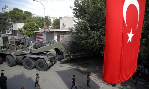 Rosja i Turcja uzgodniły rozejm w Syrii