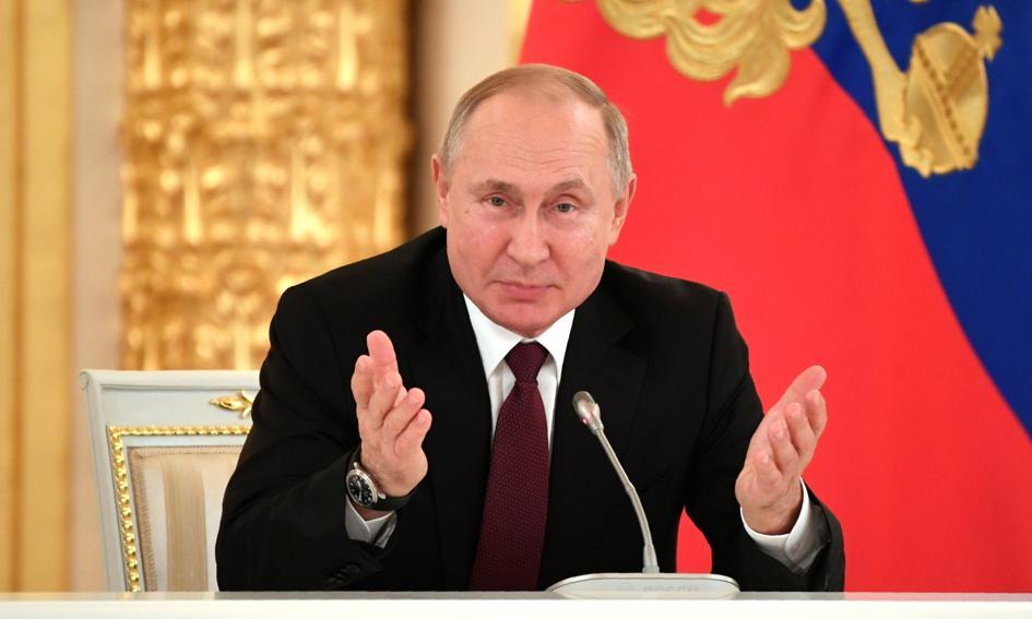 Putin podpisał ustawę pozwalającą mu na kolejne kadencje prezydenckie
