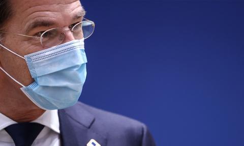 Premier Holandii: Nie chcemy być skazani na gaz od Putina