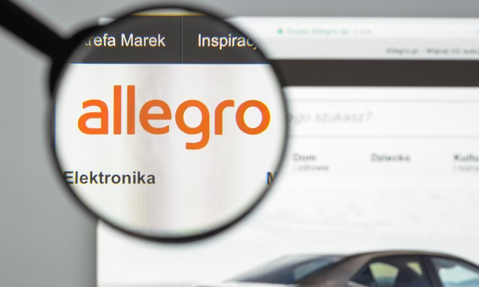 Allegro najmocniej niedoważaną przez OFE spółką w WIG20