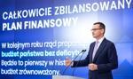 Morawiecki: Rząd będzie starał się utrzymać zrównoważony budżet w 2020 r.
