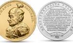 Nowe monety kolekcjonerskie od NBP