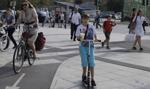 Hulajnogi z chodników zjadą na ścieżki rowerowe