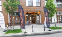 Carrefour sprzedaje ciepłe posiłki z automatu