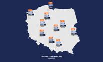 Stawki najmu mocno w dół [Raport Bankier.pl]