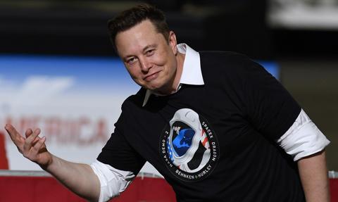Elon Musk już prawie najbogatszym człowiekiem na świecie