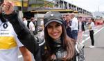 Saudyjka za kierownicą Formuły 1