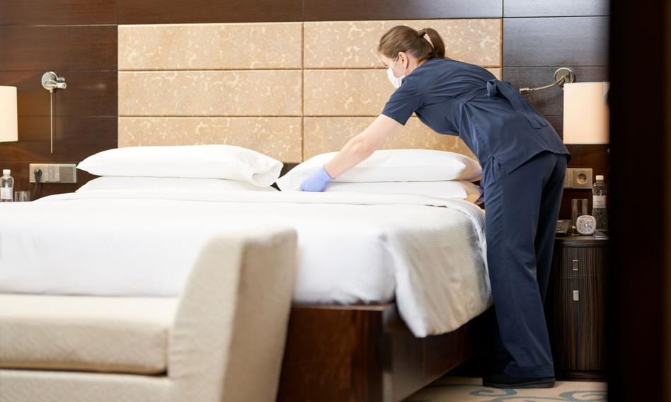 Mizerny stan rezerwacji w hotelach na wakacje