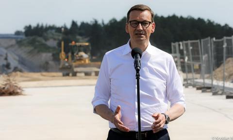 Premier: Via Carpatia jest po to, żeby tworzyć nowe miejsca pracy