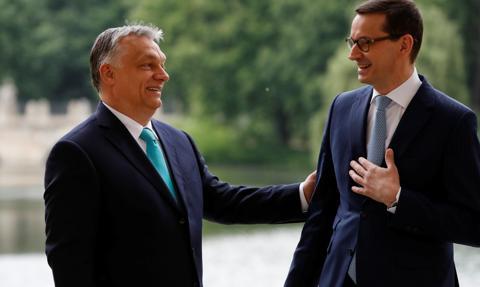 Morawiecki: Rozporządzenie dotyczące tzw. praworządności grozi rozpadem UE