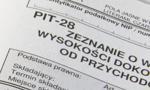 Fiskus przypomina: 1 marca upływa termin złożenia deklaracji PIT-28