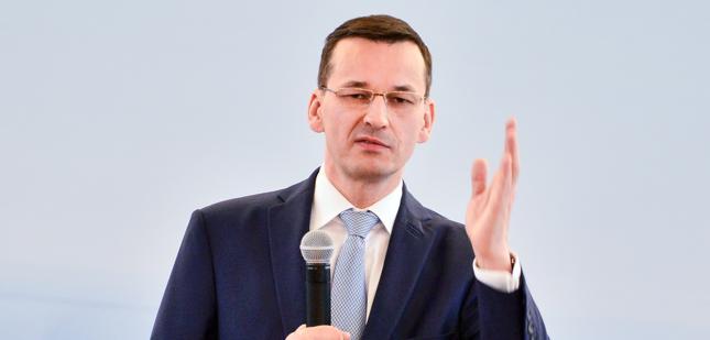 Morawiecki zapowiada ułatwienia dla przedsiębiorców