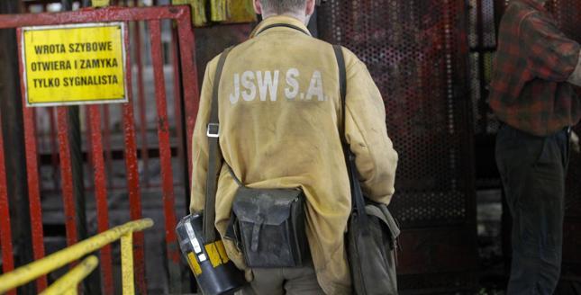 """JSW ma list intencyjny z PGNiG Termika dotyczący sprzedaży Spółki Energetycznej """"Jastrzębie"""""""