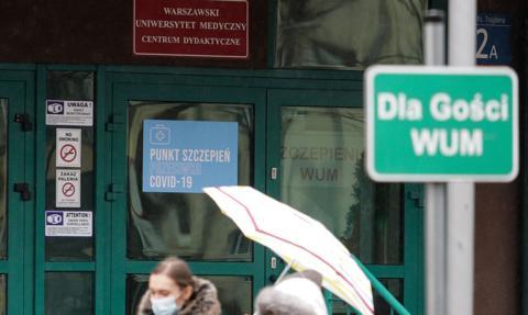 Niedzielski o szczepieniach celebrytów: w WUM doszło do nadużycia władzy. Oczekuję dymisji rektora