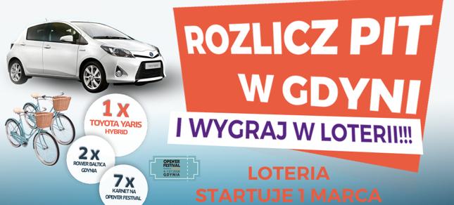 """""""Rozlicz PIT w Gdyni"""""""