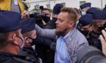 Strajk przedsiębiorców. Paweł Tanajno zatrzymany przez policję