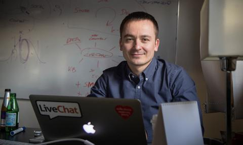 Przychody LiveChatu w III kw. 2020/21 wzrosły o 44,9 proc.