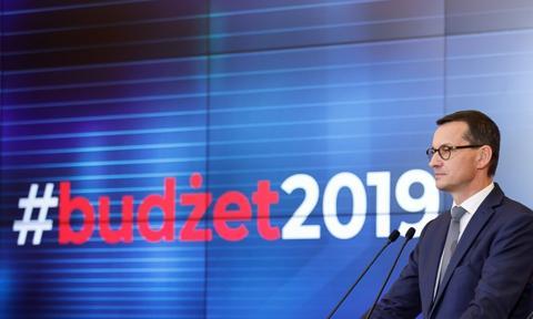 MF: Deficyt budżetu po listopadzie br. wyniósł 1,9 mld zł
