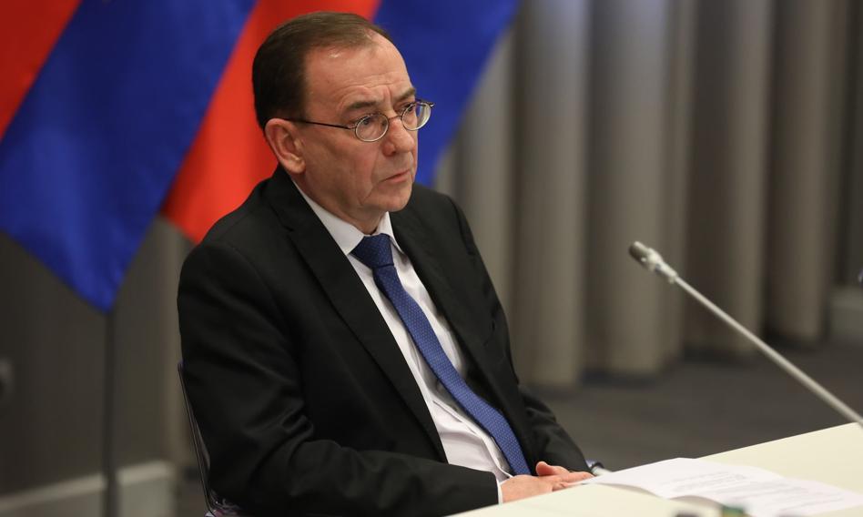Rząd przyjął projekt ustawy o budowie zapory na granicy z Białorusią