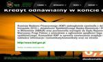 KNF zawiesiła działalność SK Banku. Wnioskuje o upadłość