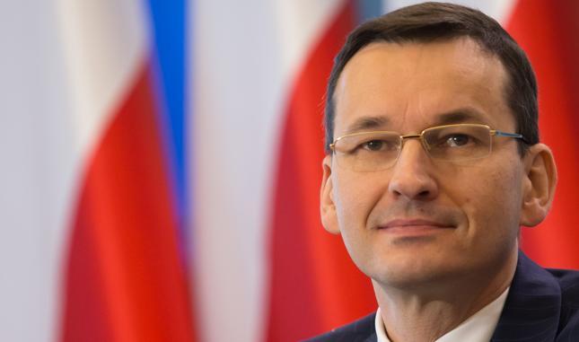 Morawiecki o 30 tys. kwoty wolnej dla parlamentarzystów: Posłowie bardzo ciężko pracują