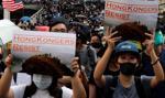 """""""Financial Times"""": Hongkong na skraju przepaści, władze utraciły legitymizację"""