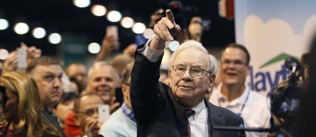 Zysk netto Berkshire Hathaway w górę o 25%