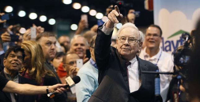 """Warren Buffett w mediach wspierał Hilary Clinton oraz przestrzegał przed """"chaosem Brexitu"""""""