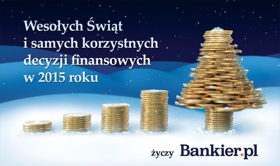 Życzenia Świąteczne Bankier.pl