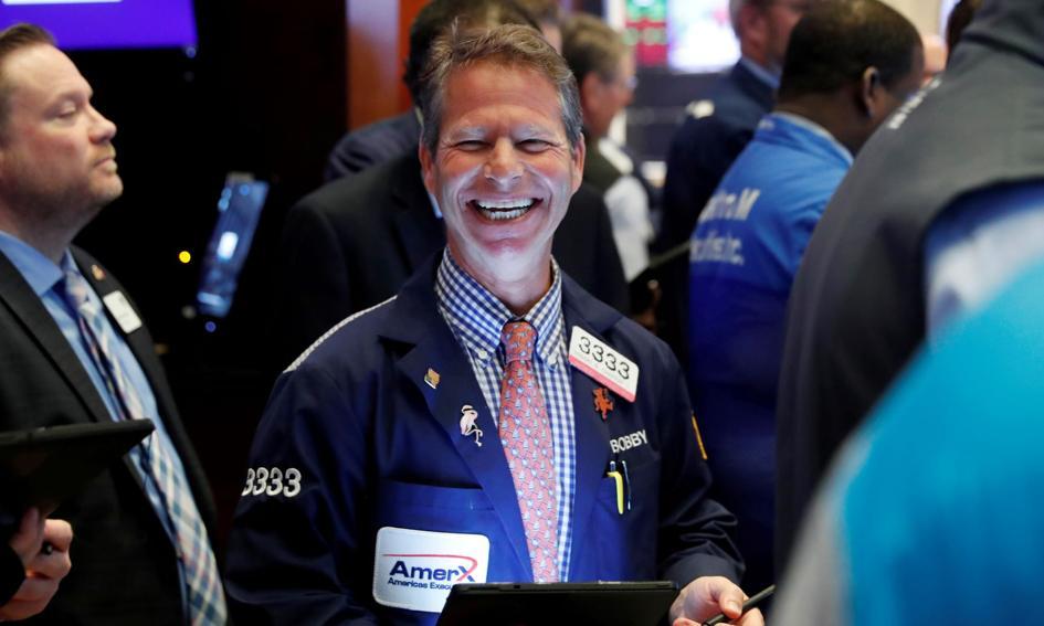 Nasdaq ustanowił nowy szczyt. DJIA i S&P500 poniżej rekordów