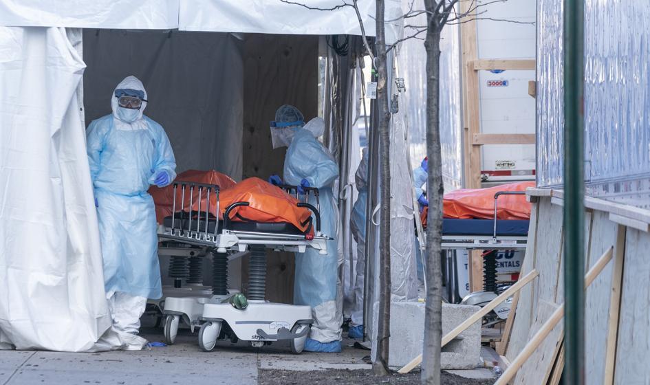 W Szwajcarii zmarło już 746 osób zakażonych koronawirusem