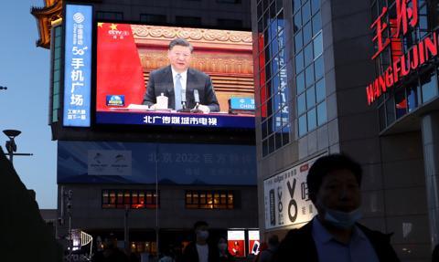 Prezydent Chin Xi Jinping przeciwko unijnemu planowi podatku węglowego