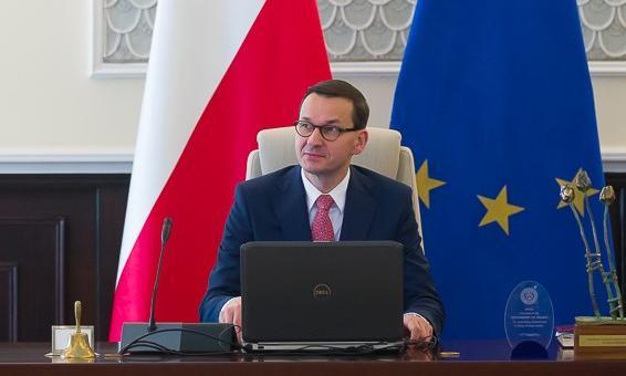 Premier Mateusz Morawiecki złożył dymisję rządu