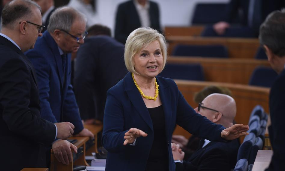 Senator Lidia Staroń kandydatką PiS na RPO