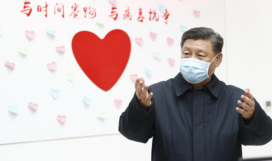 """Chiny przygotowują grunt pod """"dyplomację szczepionkową"""""""