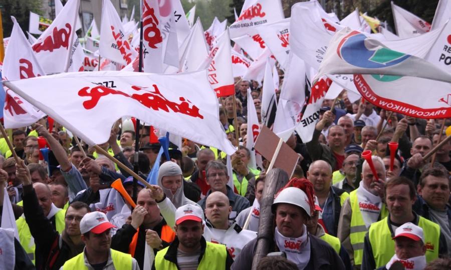 Wrzesień pod znakiem strajków