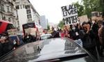 Tysiące demonstrantów protestowało w Londynie po śmierci Floyda