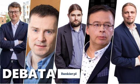 """Debata Bankier.pl """"Czy warto teraz inwestować w złoto i srebro?"""". Zadaj swoje pytanie!"""
