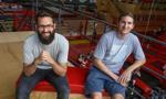 Bracia znaleźli swoją trampolinę do biznesu