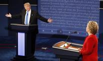 """Peso mocno w górę. """"Trumpometer"""" wskazał na Clinton [Wykres dnia]"""