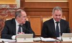 Przełożono wizytę ministrów Ławrowa i Szojgu w Turcji