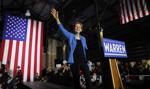Elizabeth Warren wycofała się z wyścigu o prezydencką nominację Demokratów