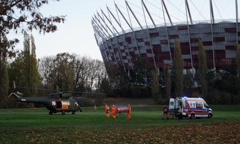 22 mln zł miesięcznie na funkcjonowanie szpitala na Stadionie Narodowym? Resort zdrowia tłumaczy